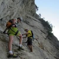 Reintaler See Klettersteig (14)